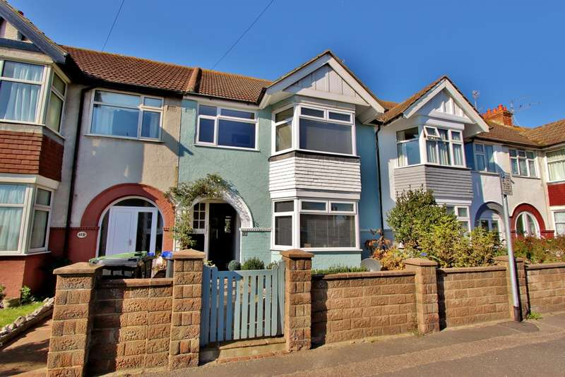 3 Bedrooms House for sale in Ham Road, Worthing, BN11