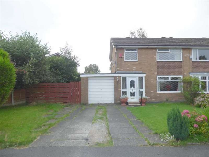 3 Bedrooms Property for sale in The Meads, Chadderton, Oldham, OL9
