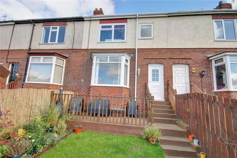 3 Bedrooms Terraced House for sale in Lansdowne Crescent, Bowburn, Durham, DH6