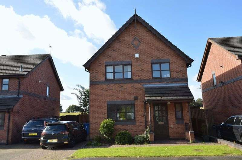 3 Bedrooms Detached House for sale in Cliftonmill Meadows, Golborne, WA3 3NH
