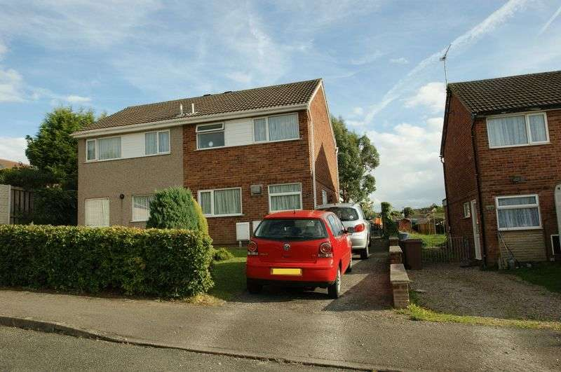 3 Bedrooms Semi Detached House for sale in St. Peters Drive, Mansfield