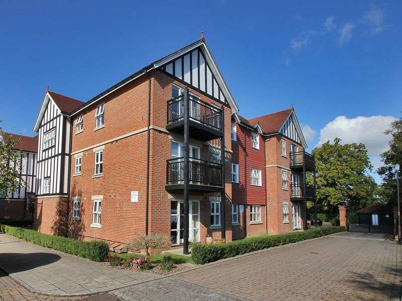 2 Bedrooms Flat for sale in Ermenild Neale House, St Johns Road, East Grinstead, West Sussex
