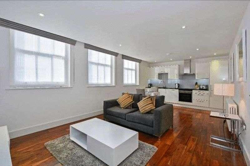 1 Bedroom Flat for sale in Tottenham Mews, Fitzrovia, London, W1