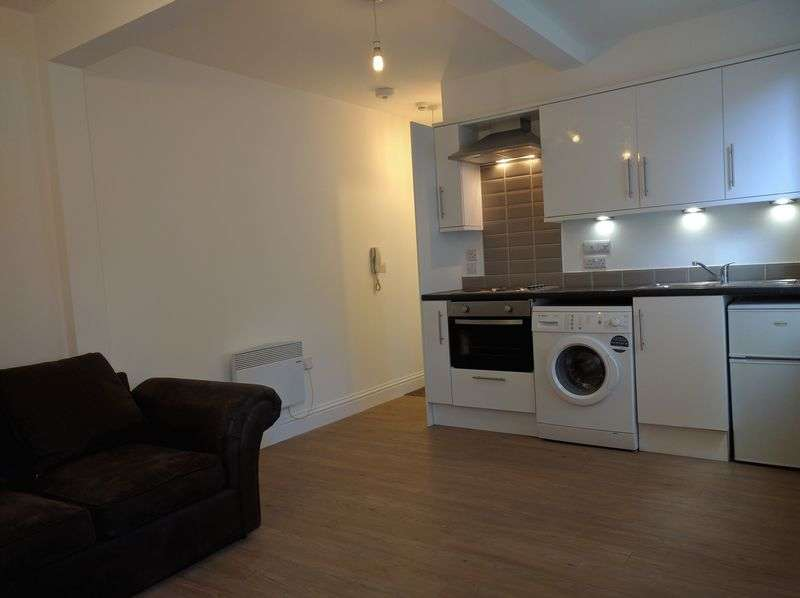 1 Bedroom Flat for sale in Harcourt Road, Bristol