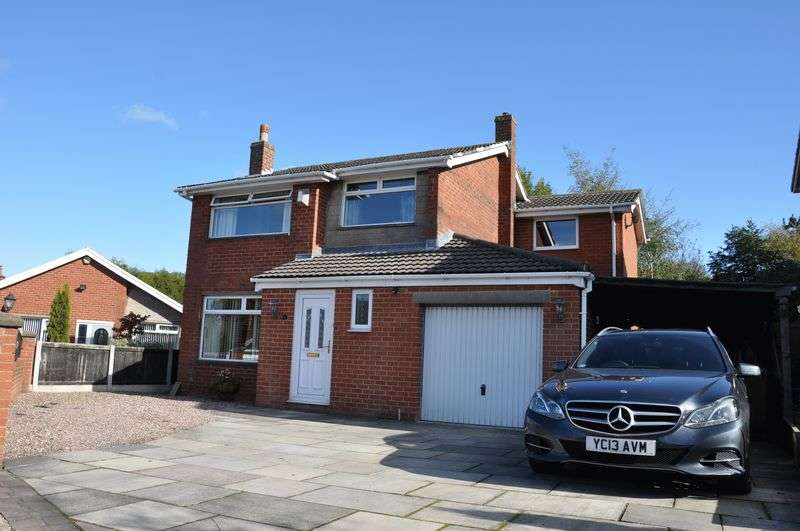 4 Bedrooms Detached House for sale in Beech Avenue, Anderton, Chorley