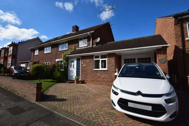 4 Bedrooms Semi Detached House for sale in Garden Road, South West Dunstable