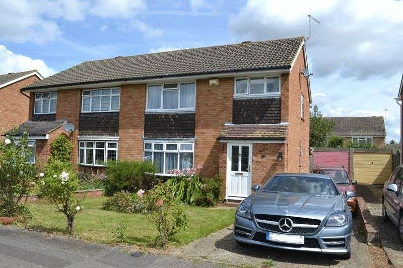 4 Bedrooms Semi Detached House for sale in SOUTH TONBRIDGE