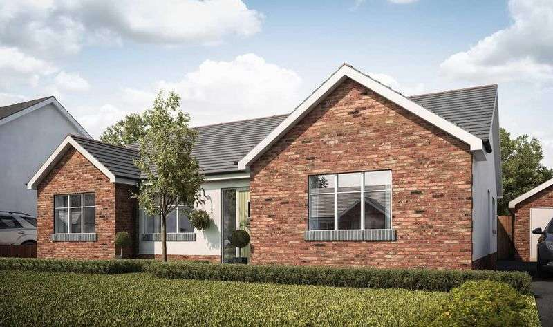 3 Bedrooms Detached Bungalow for sale in Plot 5, Rhosybonwen Road, Llanelli