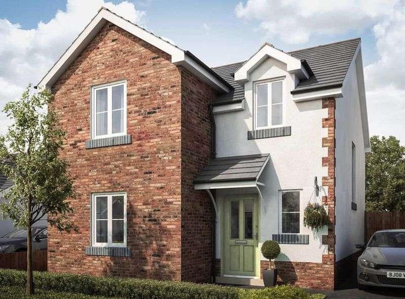 3 Bedrooms Detached House for sale in Plot 14, Rhosybonwen Road, Llanelli