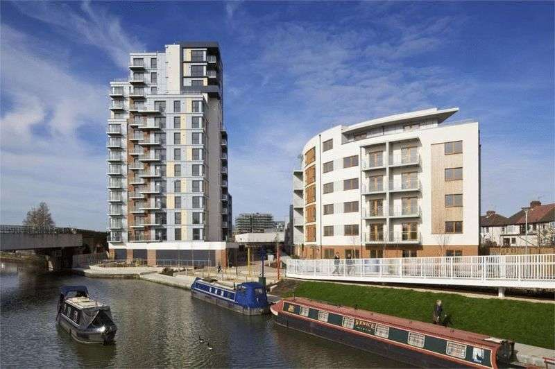 1 Bedroom Flat for sale in Atlip Road, Wembley