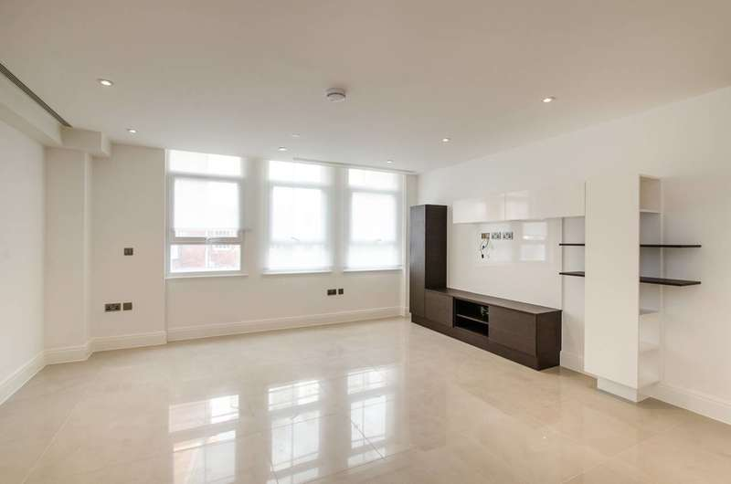 2 Bedrooms Flat for sale in Willow House, Westminster, SW1P