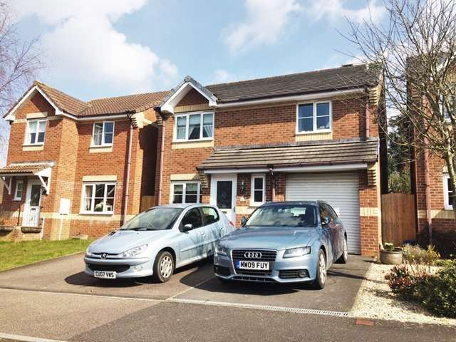 4 Bedrooms Detached House for sale in 23 Ashleigh Road, Honiton