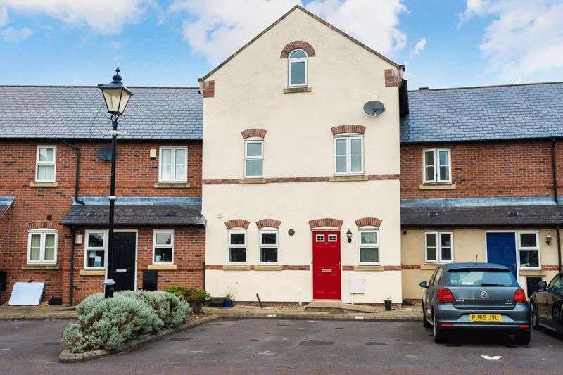 5 Bedrooms Terraced House for sale in Orchard Mill Drive, Croston