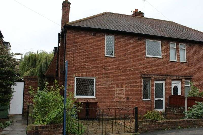 3 Bedrooms Semi Detached House for sale in School Road, Pontefract