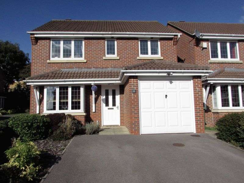 3 Bedrooms Detached House for sale in Mallow Gardens, Dunstan Park