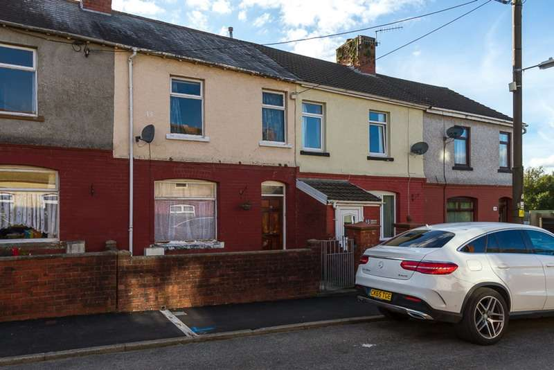 3 Bedrooms Terraced House for sale in Robert Street, Pontyclun, Rhondda Cynon Taf, CF72