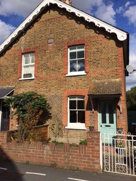 2 Bedrooms Semi Detached House for sale in Brook Road, Surbiton, Surrey, KT6