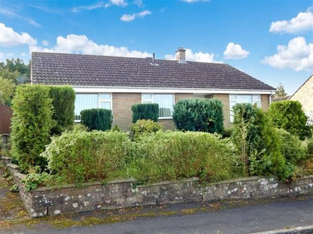 3 Bedrooms Detached Bungalow for sale in Florida Fields, Castle Cary