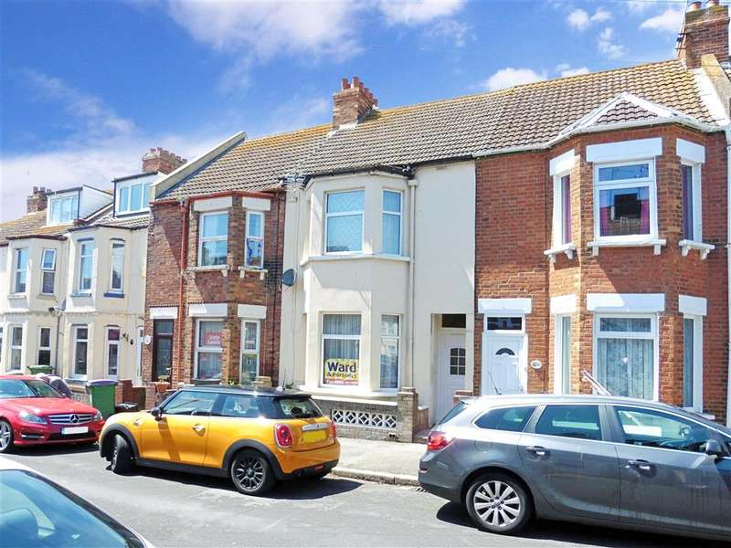 4 Bedrooms Terraced House for sale in Fernbank Crescent, Folkestone, Kent