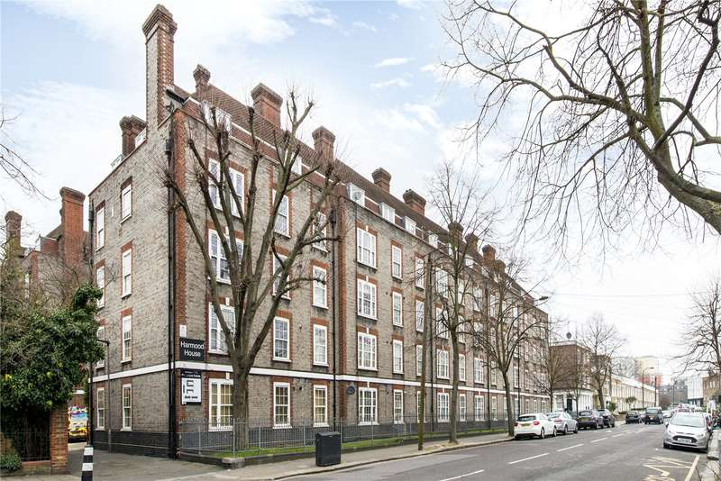 2 Bedrooms Flat for sale in Harmood House, Harmood Street, NW1