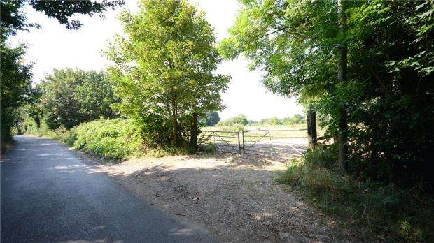 Land Commercial for sale in Crowpiece Lane, Farnham Royal