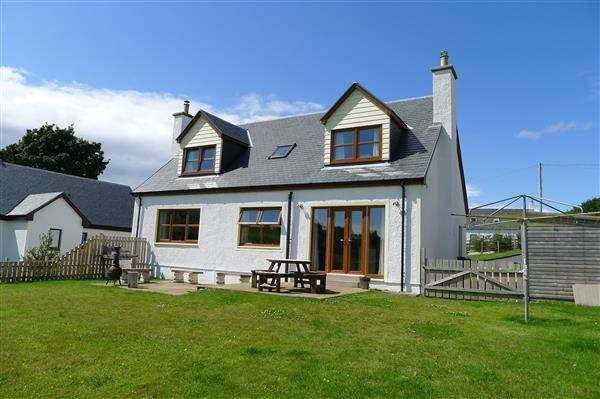 4 Bedrooms Detached House for sale in Tigh Sona, Auchencairn, Whiting Bay