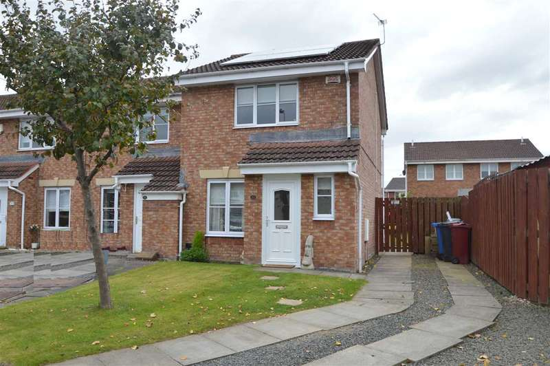 3 Bedrooms End Of Terrace House for sale in Blair Atholl Gardens, Hamilton