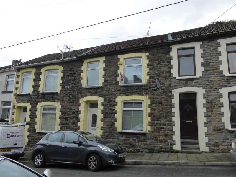 4 Bedrooms Terraced House for sale in Charles Street, Porth