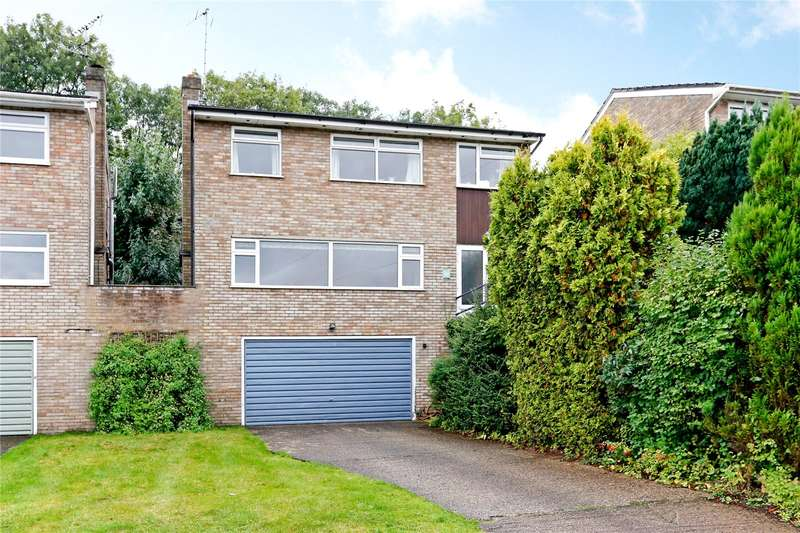 4 Bedrooms Detached House for sale in Wychwood Rise, Great Missenden, Buckinghamshire, HP16