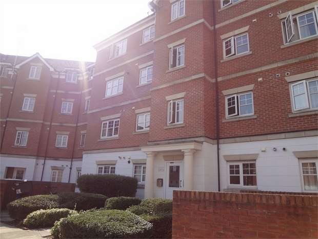 2 Bedrooms Flat for sale in Clarinet Court, Symphony Close, Edgware, Middlesex
