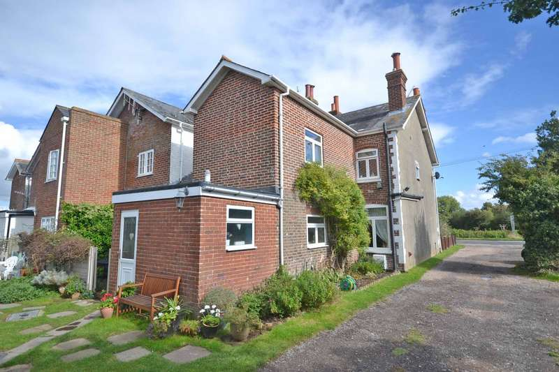3 Bedrooms End Of Terrace House for sale in Gorse Terrace, Chichester Road, Sidlesham Common, PO20