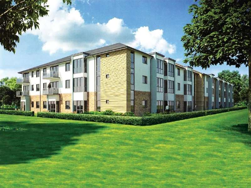 2 Bedrooms Flat for sale in Fullers Walk, Alnwick, NE66