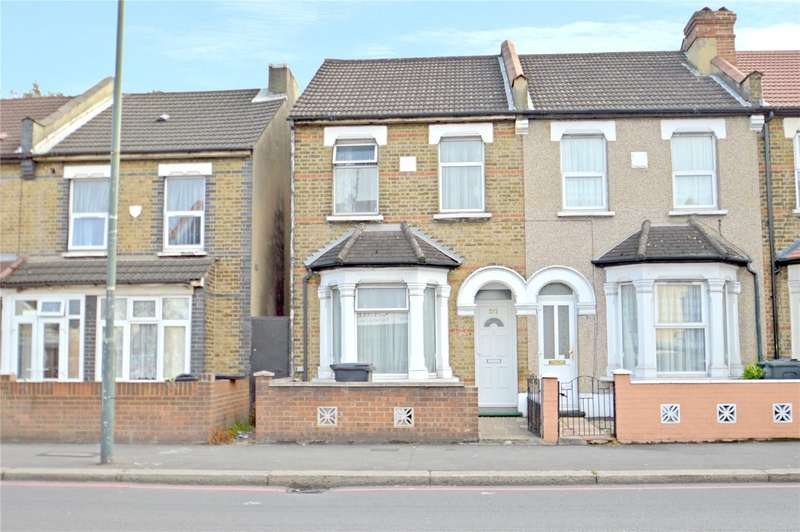 2 Bedrooms End Of Terrace House for sale in Thornton Road, Croydon