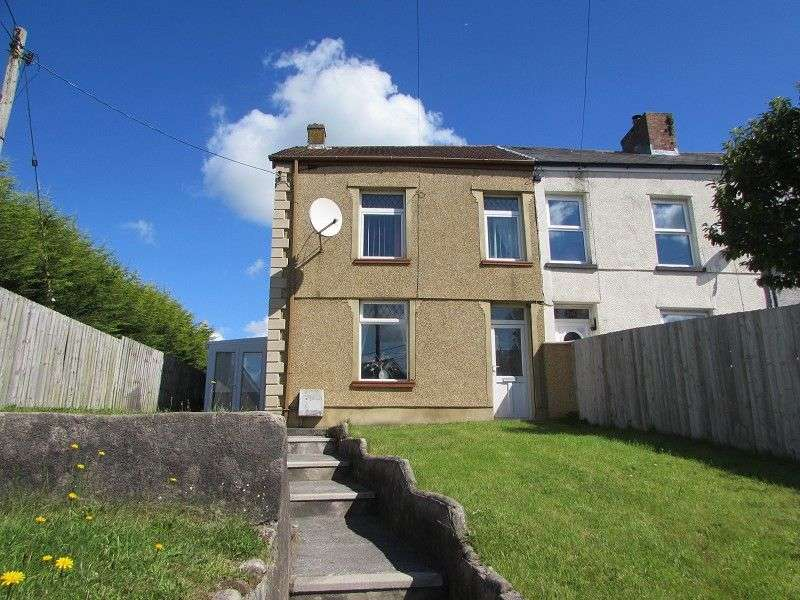 3 Bedrooms End Of Terrace House for sale in Southall Street, Brynna, Pontyclun, Rhondda, Cynon, Taff. CF72 9QH
