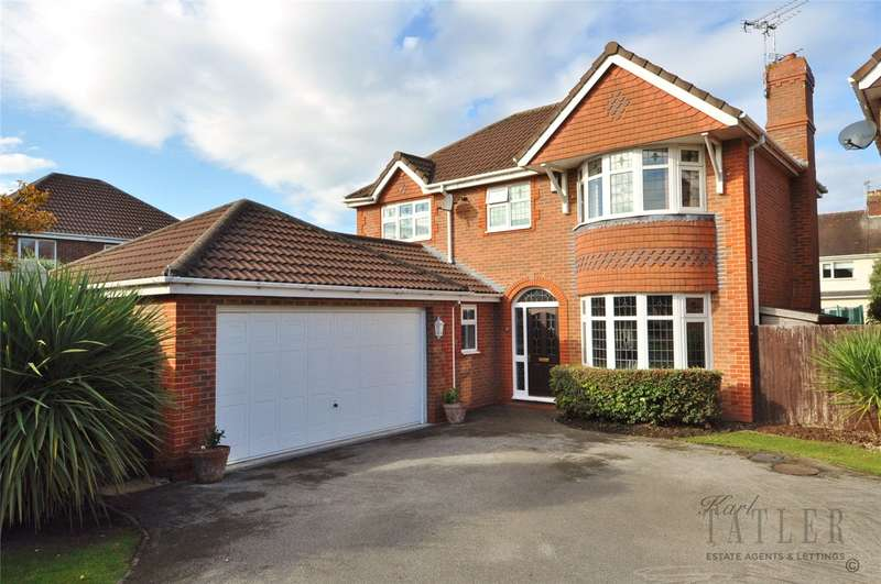 4 Bedrooms Detached House for sale in Glenham Close, Meols, Wirral