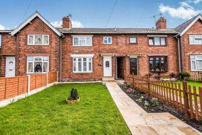 3 Bedrooms Terraced House for sale in Borneo Street, Walsall, West Midlands