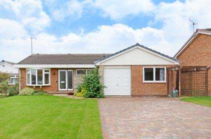 3 Bedrooms Bungalow for sale in Cromarty Rise, Dronfield Woodhouse, Dronfield, Derbyshire