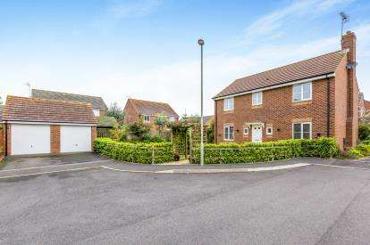 4 Bedrooms Detached House for sale in Dairy Grove, Pipe Gate, Market Drayton, Shropshire