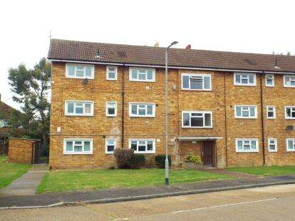 2 Bedrooms Flat for sale in Romford, Essex, London