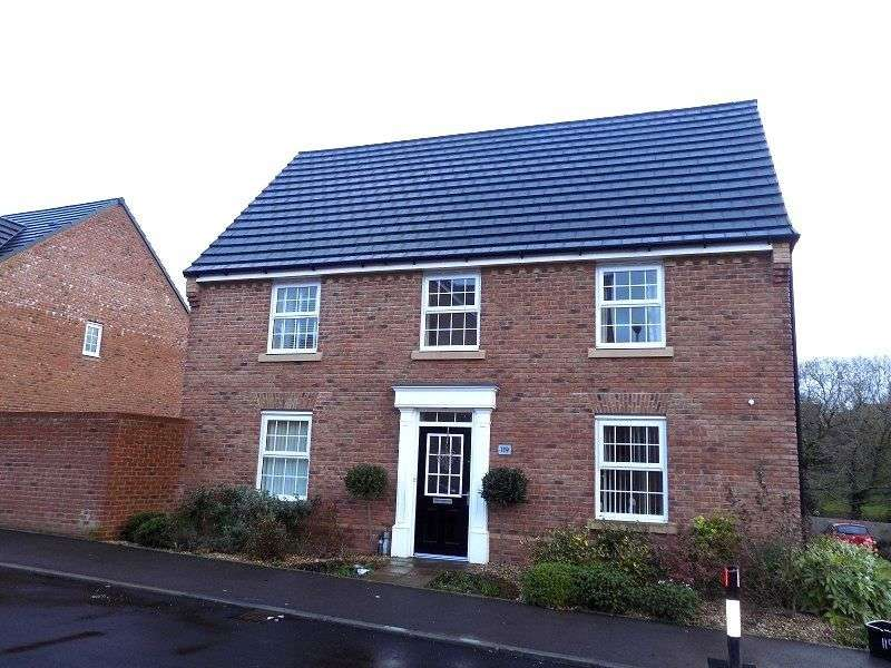 4 Bedrooms Detached House for sale in Clos Tyn Y Coed , Sarn, Bridgend. CF32 9NQ