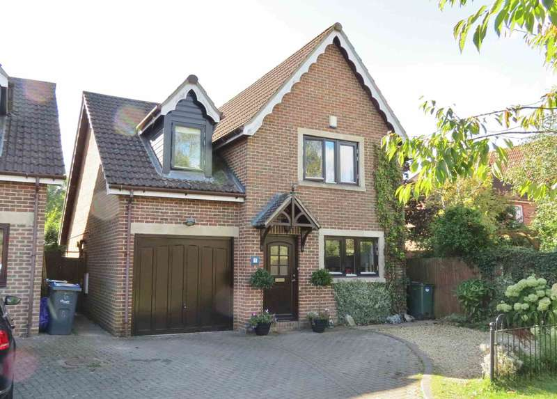 4 Bedrooms Detached House for sale in Martingale Road, Burbage