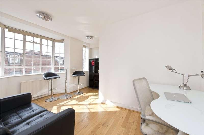 1 Bedroom Flat for sale in Chelsea Cloisters, Sloane Avenue, SW3