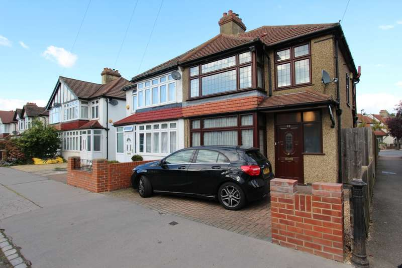 3 Bedrooms Semi Detached House for sale in Northway Road, Addiscombe, CR0