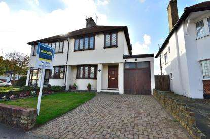 3 Bedrooms Semi Detached House for sale in Westcliff-On-Sea, Essex