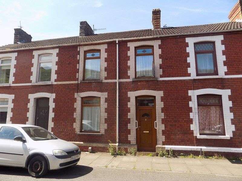 3 Bedrooms Terraced House for sale in Park Street, Taibach, Port Talbot, Neath Port Talbot. SA13 1TD
