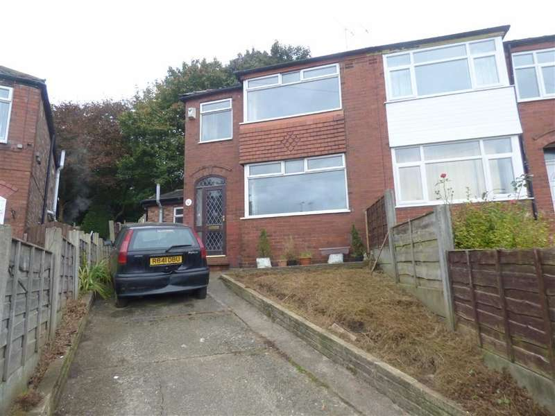 3 Bedrooms Property for sale in Fotherby Drive, Blackley, Manchester, M9