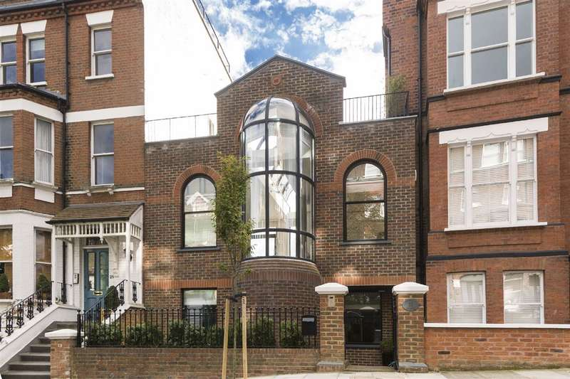 3 Bedrooms House for sale in Kemplay Road, Hampstead Village, NW3