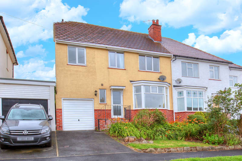 4 Bedrooms Semi Detached House for sale in 21 Abbeydale Park Crescent, Dore, S17 3PA