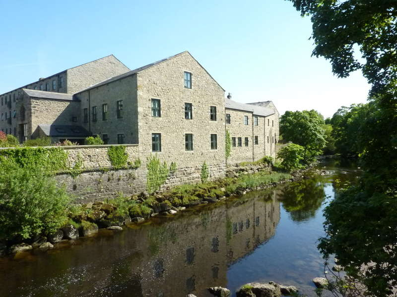 2 Bedrooms Flat for sale in 3 Kings Mill, Settle