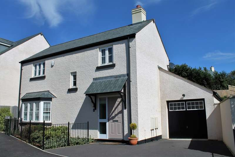 3 Bedrooms Detached House for sale in Gardeners Lane, Yealmpton
